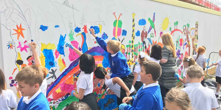 Cozens hoarding competition - Tower School.jpg