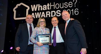 Image for Network Homes named Housing Association of the Year at 'Oscars' of the housebuilding industry