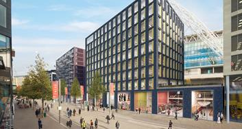 Image for Network Homes signs agreement on new head office at Wembley Park