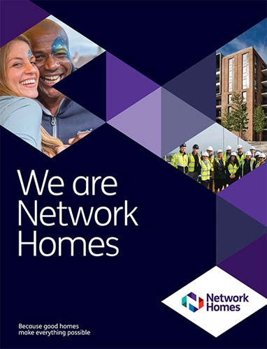 Network Homes corporate brochure