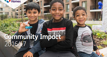Image for New Community Impact brochure out now