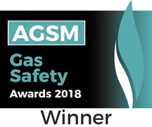 Gas Safety Awards 2018 winners logo