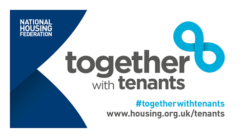 Together with Tenants logo